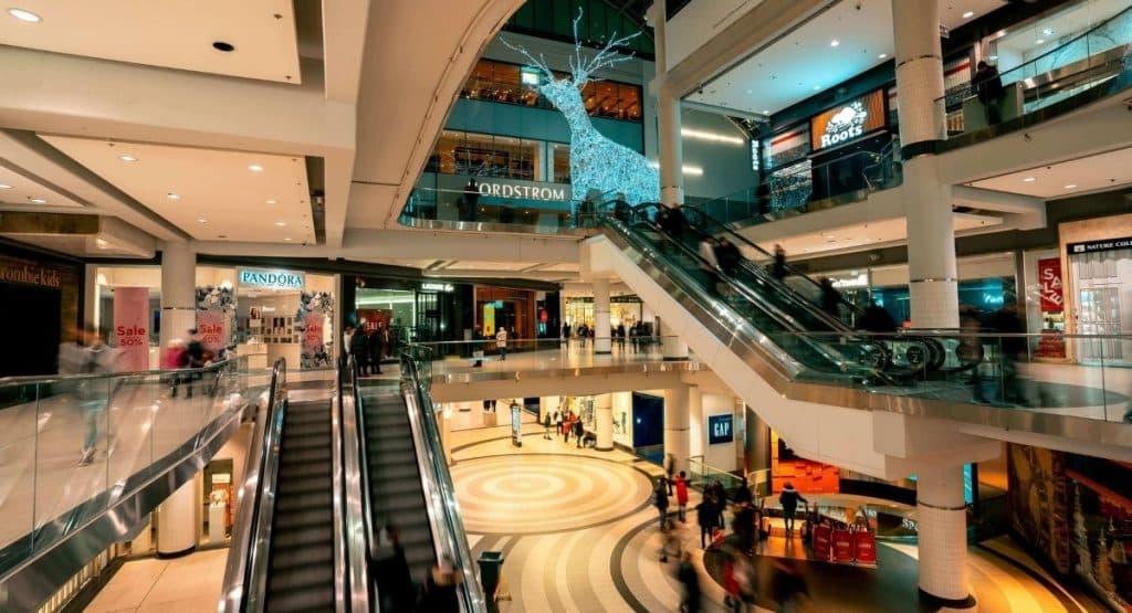 Retail Statistics - Shopping Mall