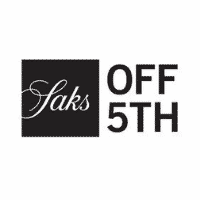 Saks OFF 5TH Coupons Logo